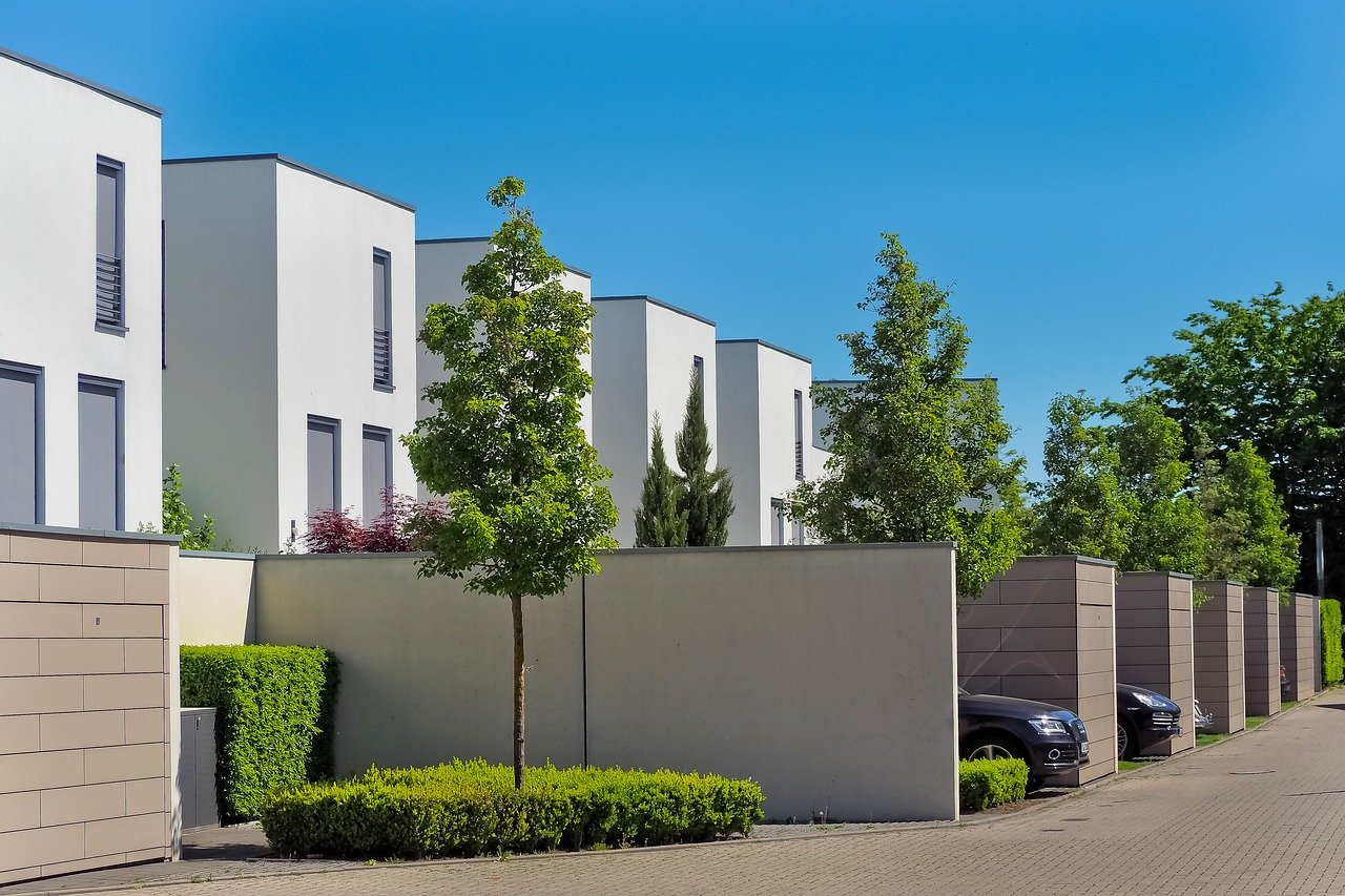 Multi-family real estate