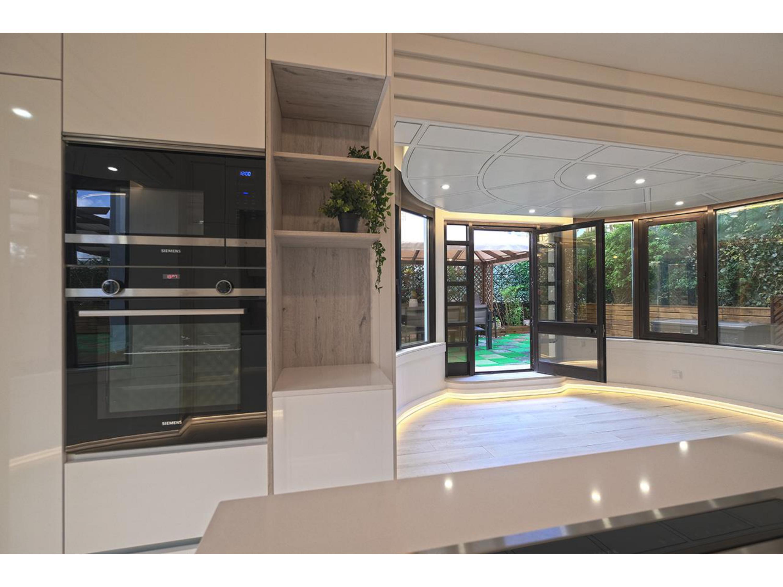 Image Appartement de 130 m2 avec 3 chambres à coucher (deux suites) situé à la Lisbonne 1