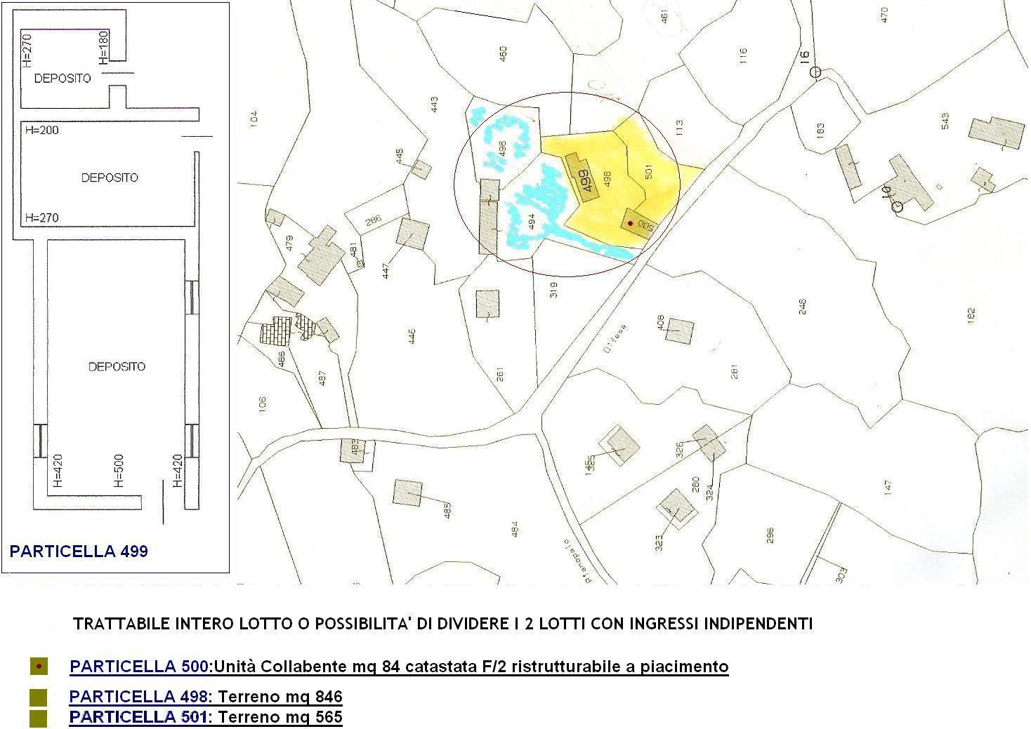 Image Appartamento in Contrada Difesa di Bronte (CT) Zona Parco dell'ETNA e Terreno Coltivabile e Pertinenze 2