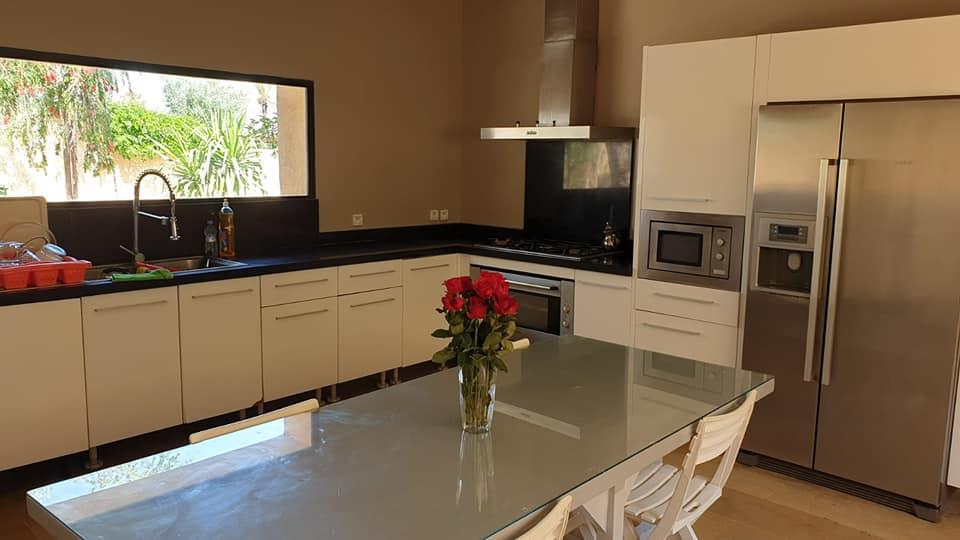 Image  Luxueuse villa 6 suites à vendre à la palmeraie Marrakech  1