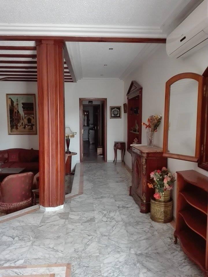 Image    A vendre Villa bâti sur un Terrain de 4000m sur route principal 27