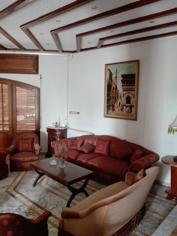 Image    A vendre Villa bâti sur un Terrain de 4000m sur route principal 23