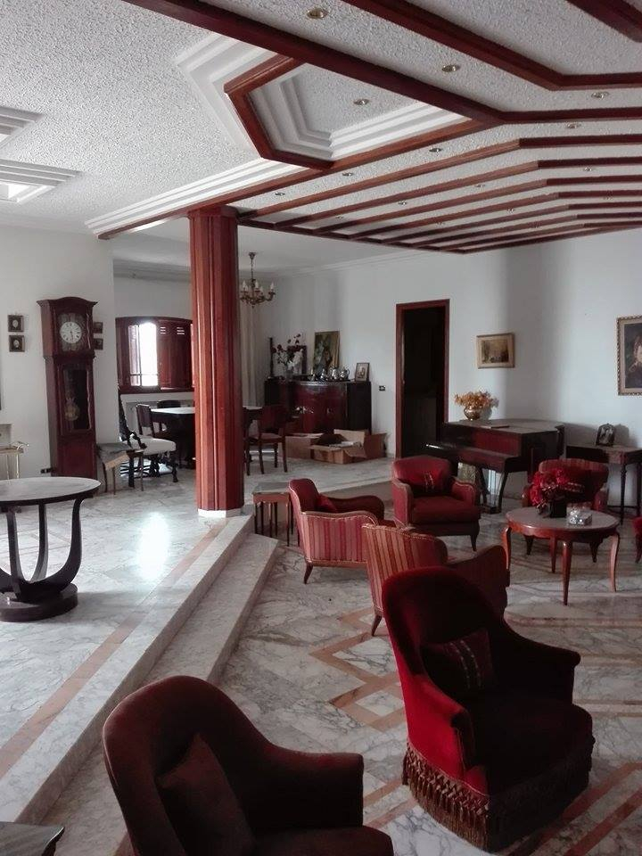 Image    A vendre Villa bâti sur un Terrain de 4000m sur route principal 21