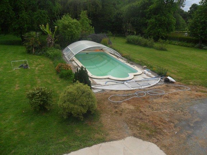 Image MAISON LONGERE RENOVEE (avec piscine) 11