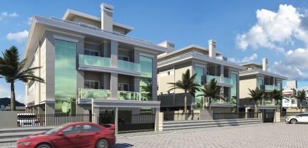 Image 600mt Mar Ingleses-FLORIANÓPOLIS-BRAZIL-Financia Apartmento 2Dorm 0