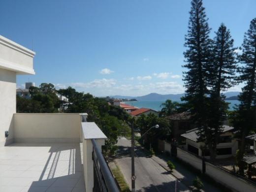 Image FRENTE MAR Praia Canasvieiras -FLORIANÓPOLIS-BRASIL-Financia Nova COBERTURA 3Suites 8