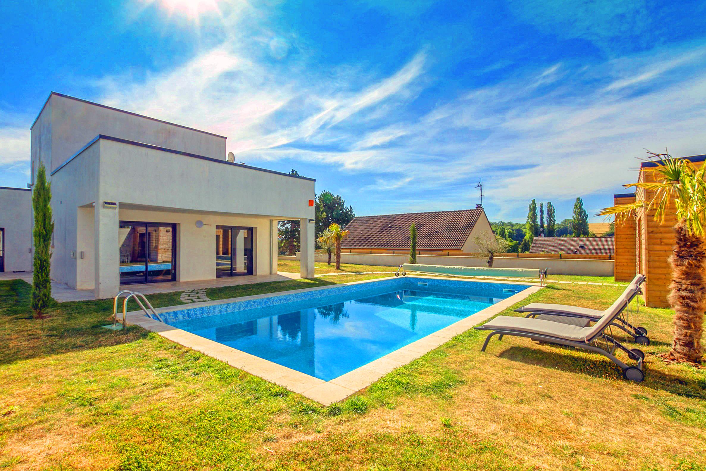 Image Superbe villa au coeur du vignoble de la champagne 8