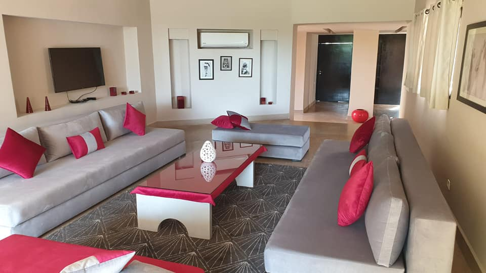 Image  Luxueuse villa 6 suites à vendre à la palmeraie Marrakech  6