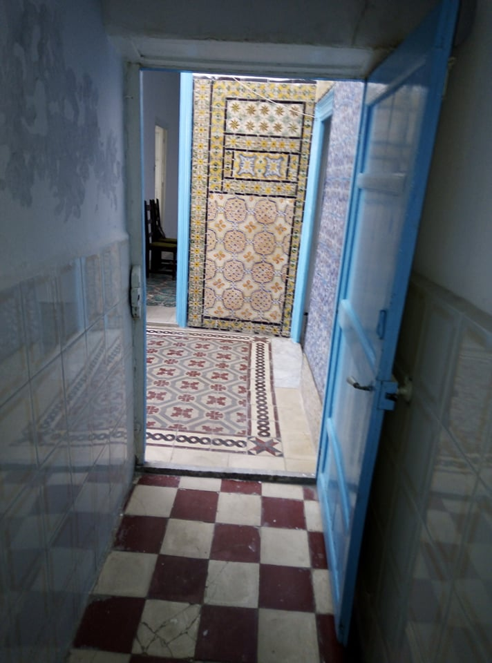 Image A vendre maison antique de style arbe (tunis) 11