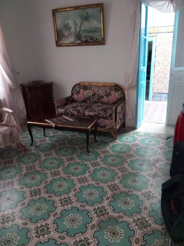 Image A vendre maison antique de style arbe (tunis) 8