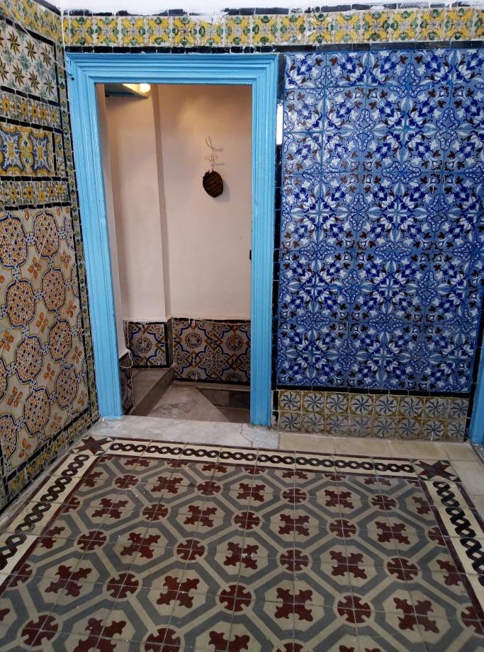 Image A vendre maison antique de style arbe (tunis) 0