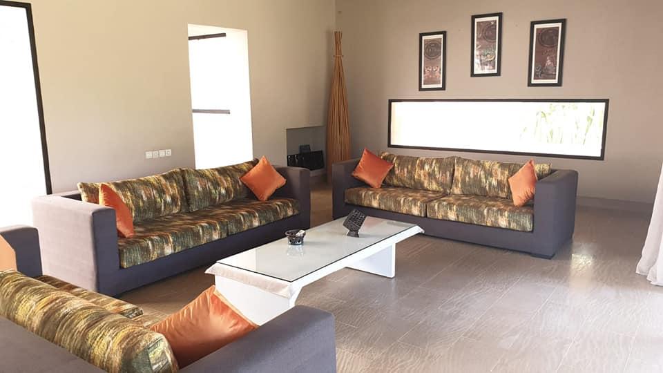 Image  Luxueuse villa 6 suites à vendre à la palmeraie Marrakech  4