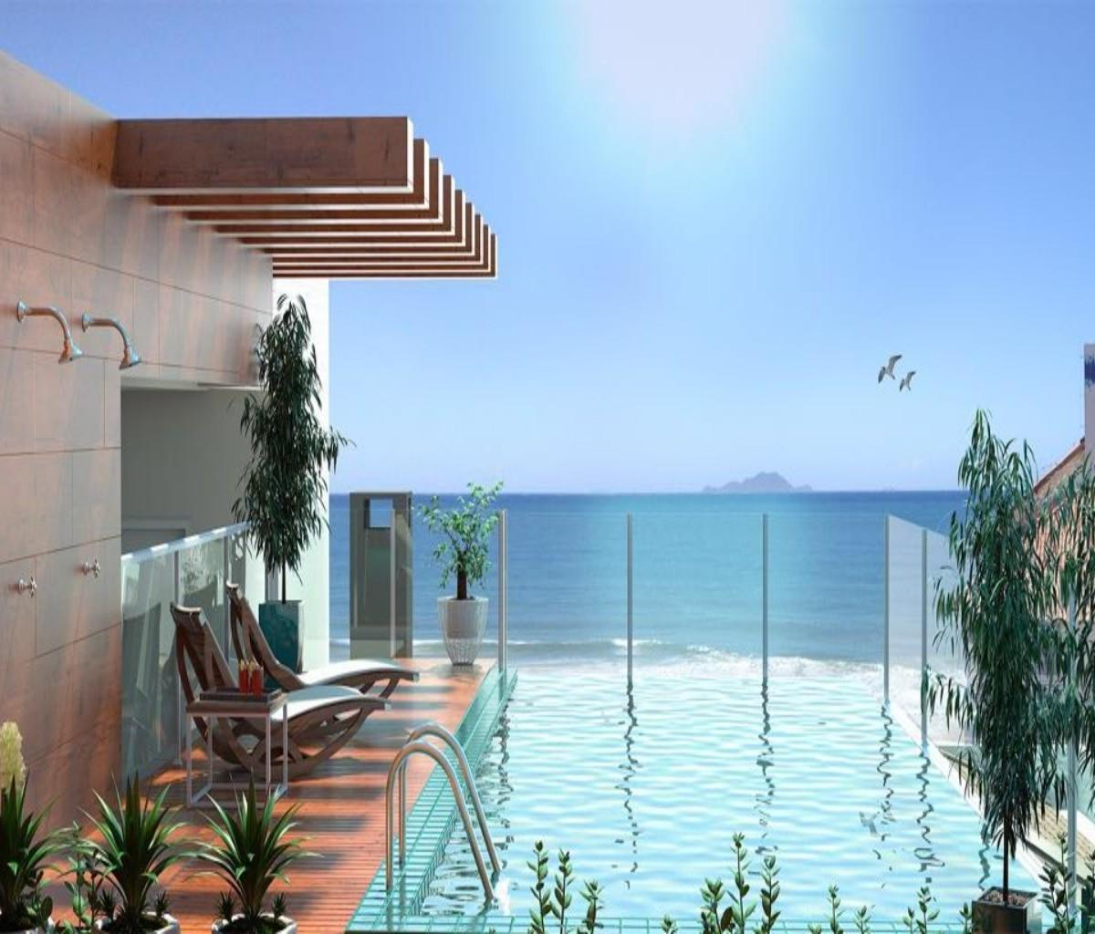 Image OCEANFRONT Ingleses Beach-FLORIANÓPOLIS-BRAZIL-Financing Ap 2Dorm 14