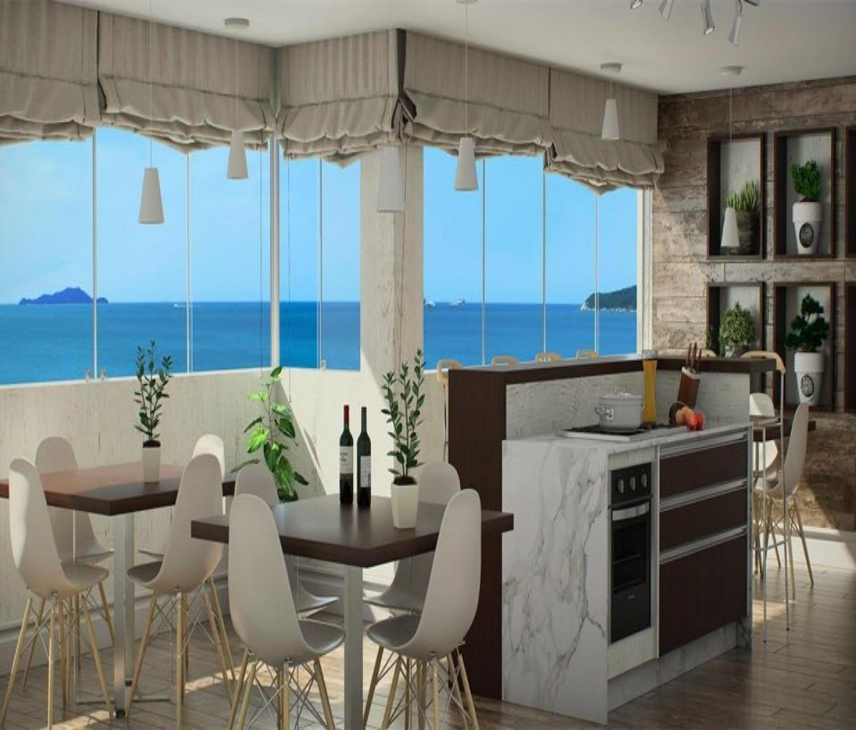 Image OCEANFRONT Ingleses Beach-FLORIANÓPOLIS-BRAZIL-Financing Ap 2Dorm 9