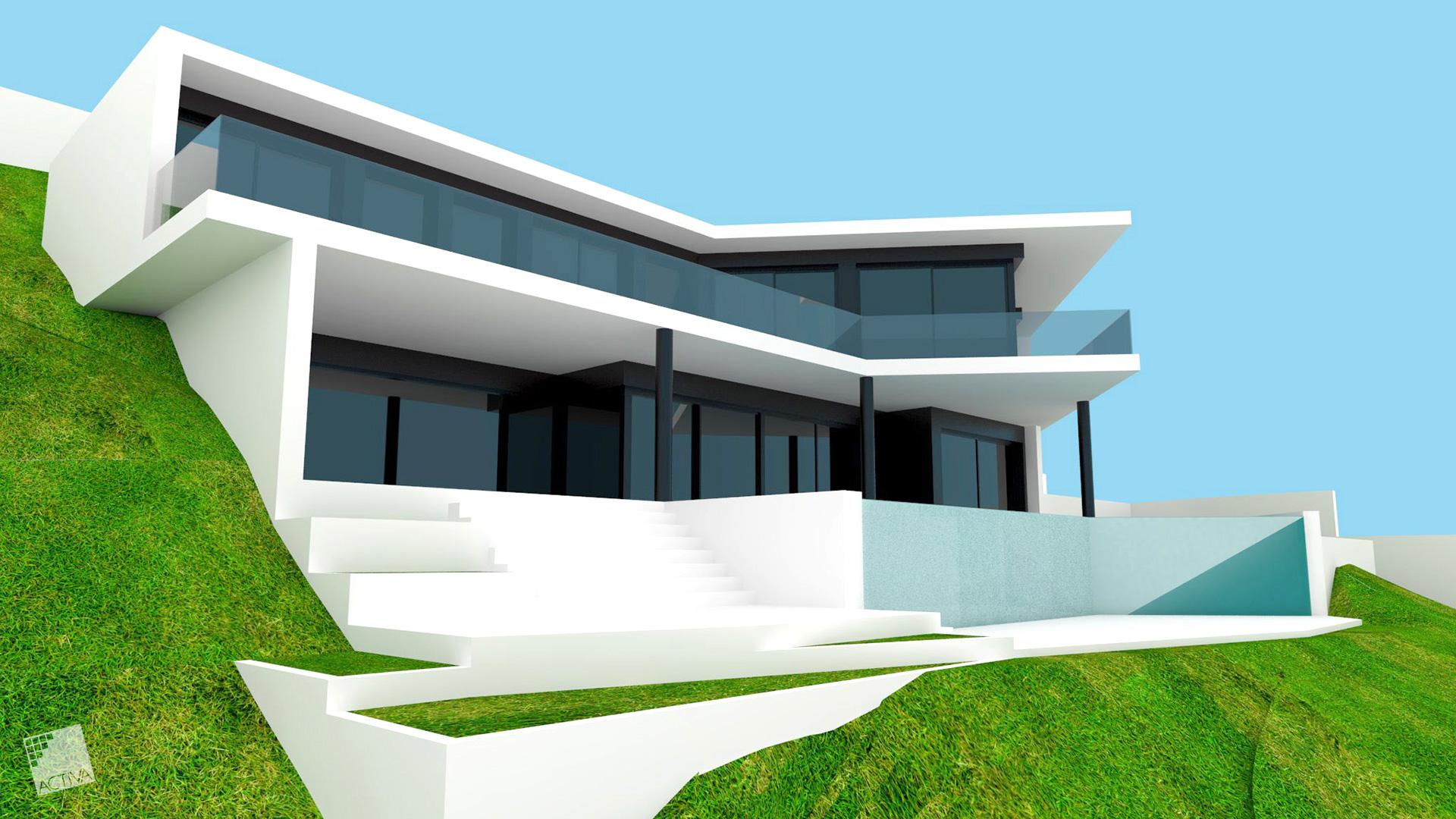 Image Exklusive Luxus Hügelvilla in Altea 0