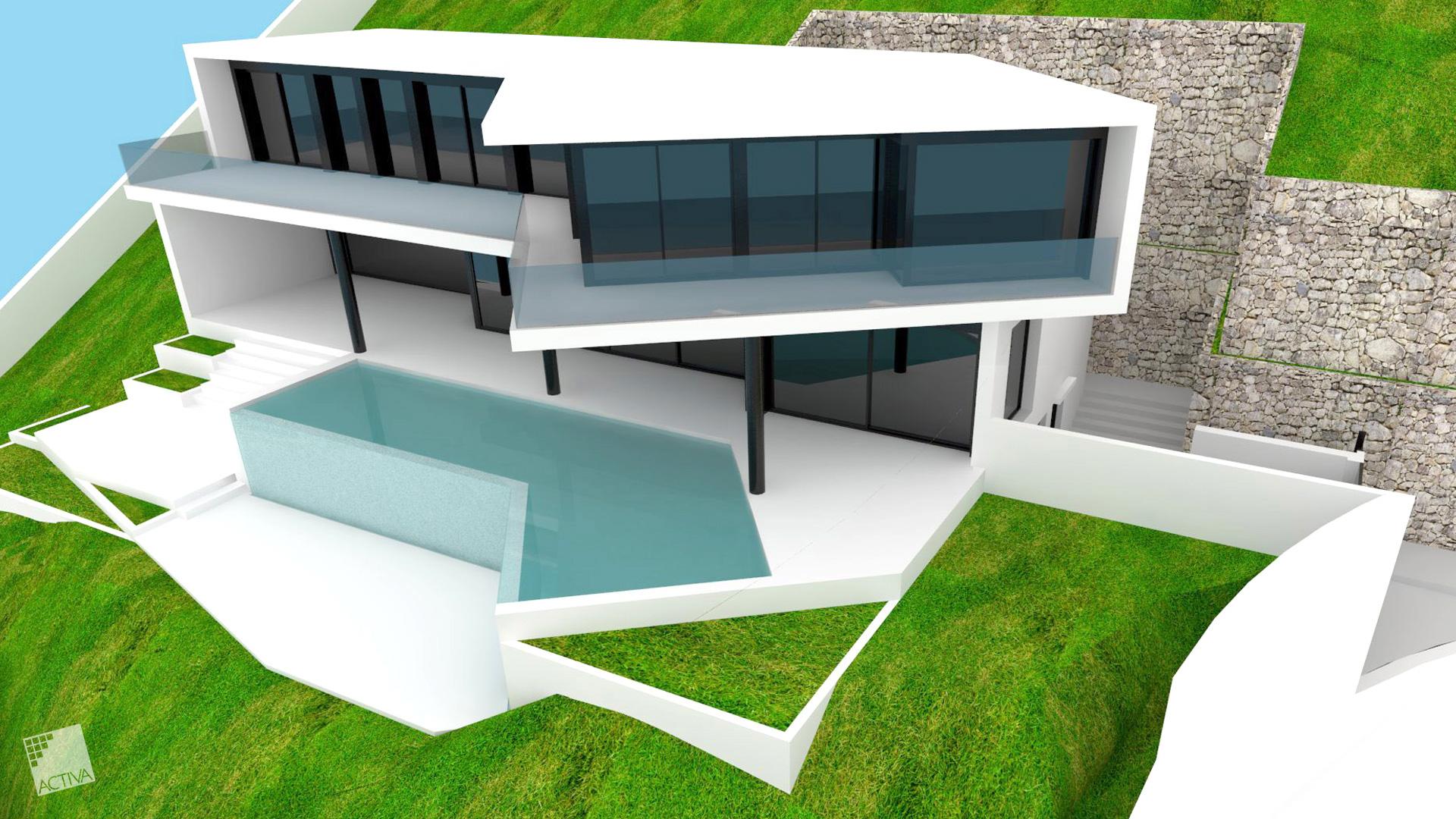 Image Exklusive Luxus Hügelvilla in Altea 2