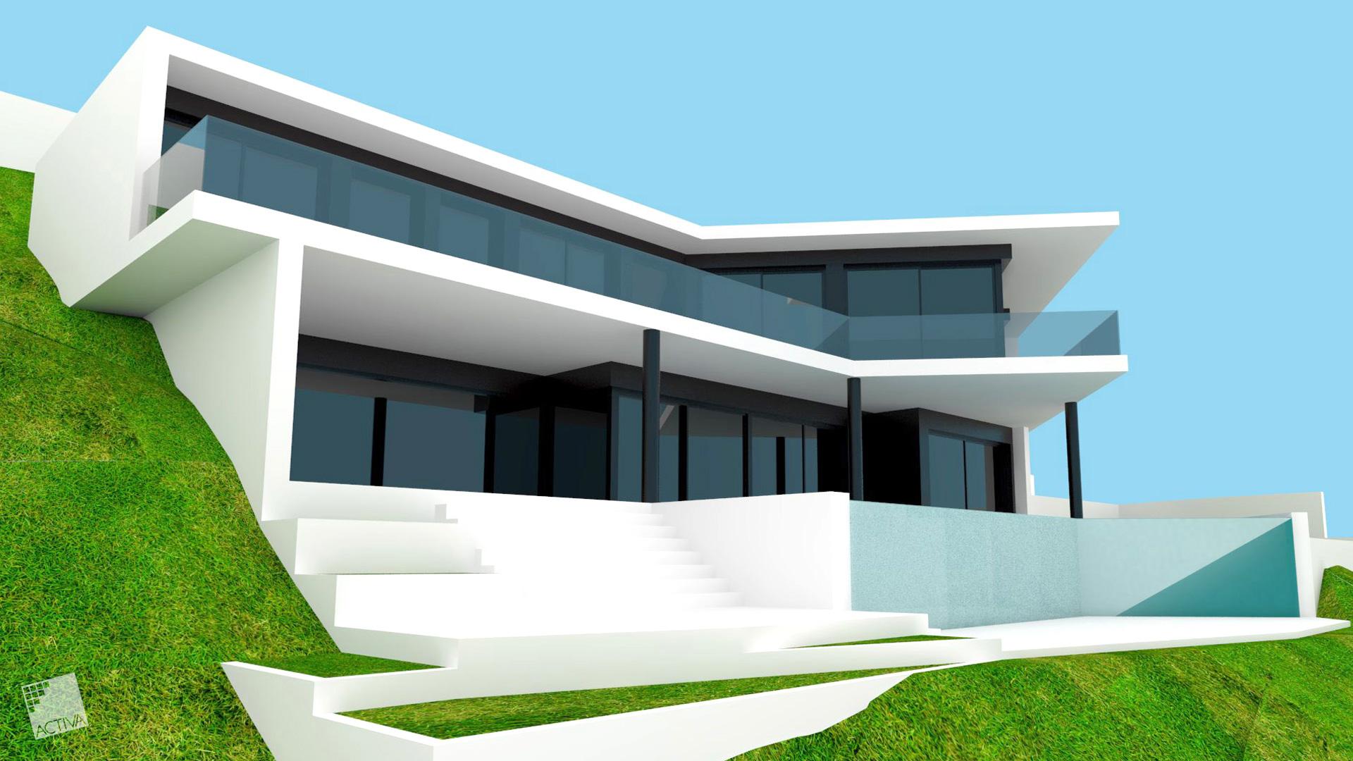 Image Exklusive Luxus Hügelvilla in Altea 3