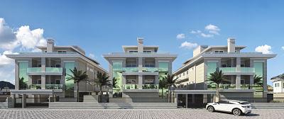 Image 600mt Mar Ingleses-FLORIANÓPOLIS-BRAZIL-Financia Apartmento 2Dorm 2