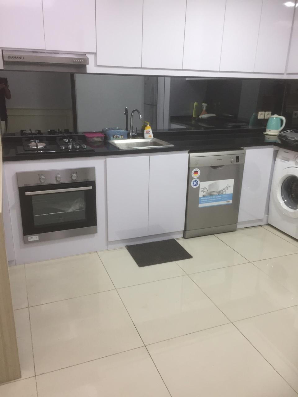 Image appartement à louer 107 m2 à Jakarta, Indonesie Cosmo mansion 4