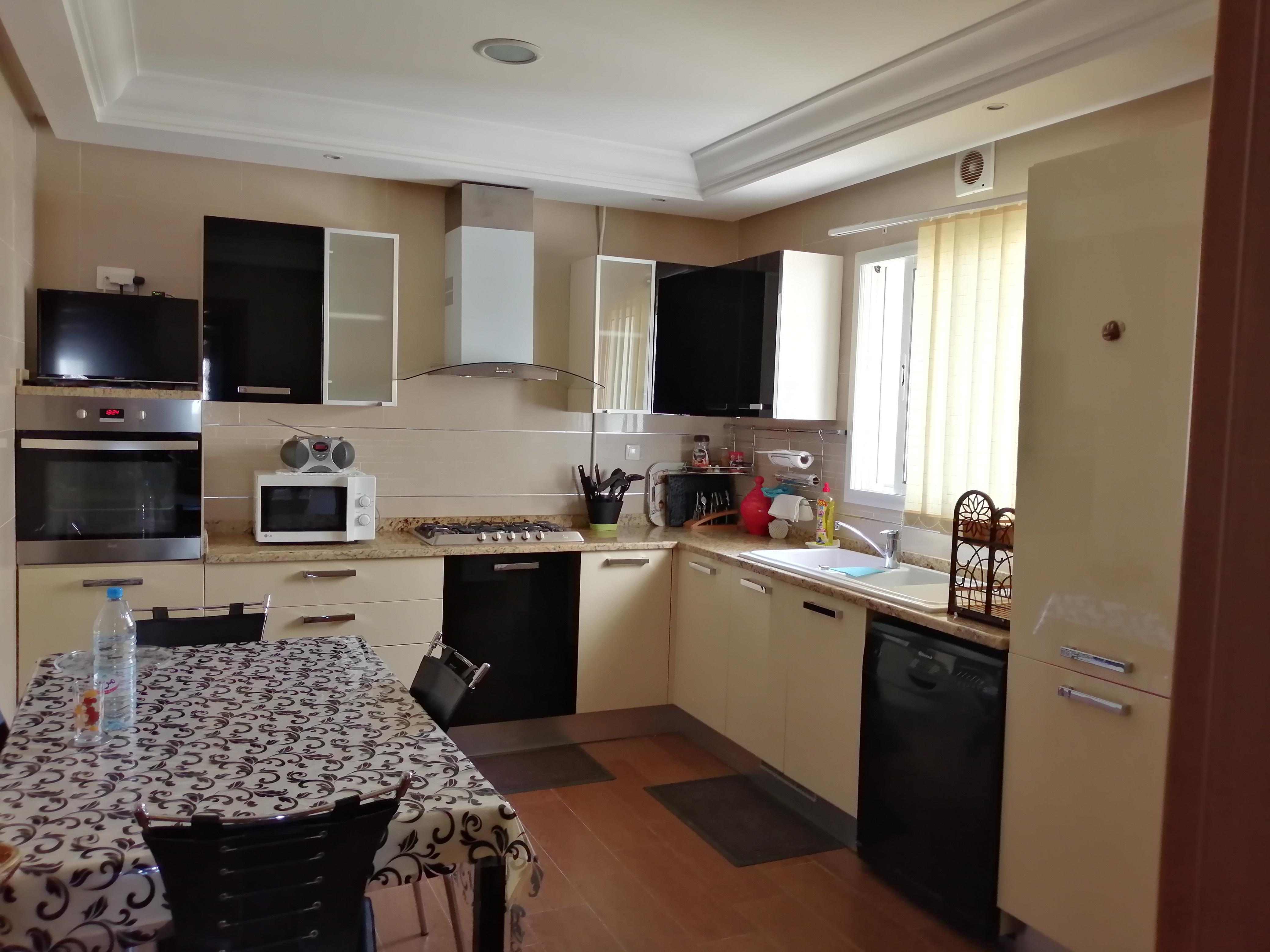 Image Luxueux appartement tunisie 4