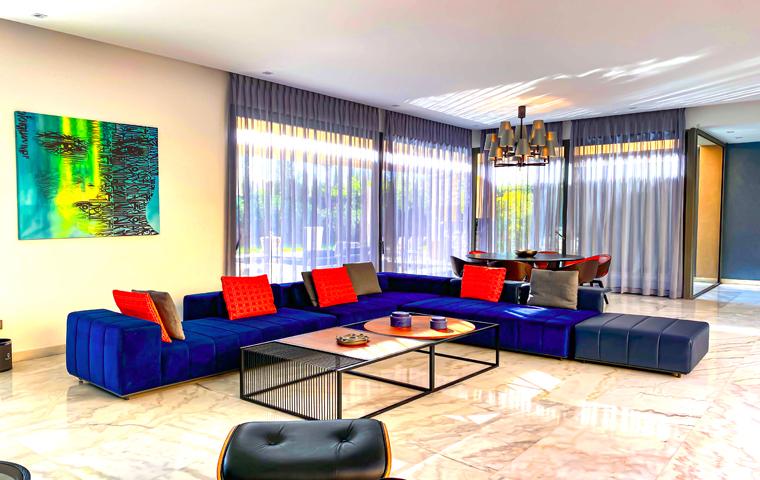 Image Villa Moderne de 4/5 Suites avec Piscine 14