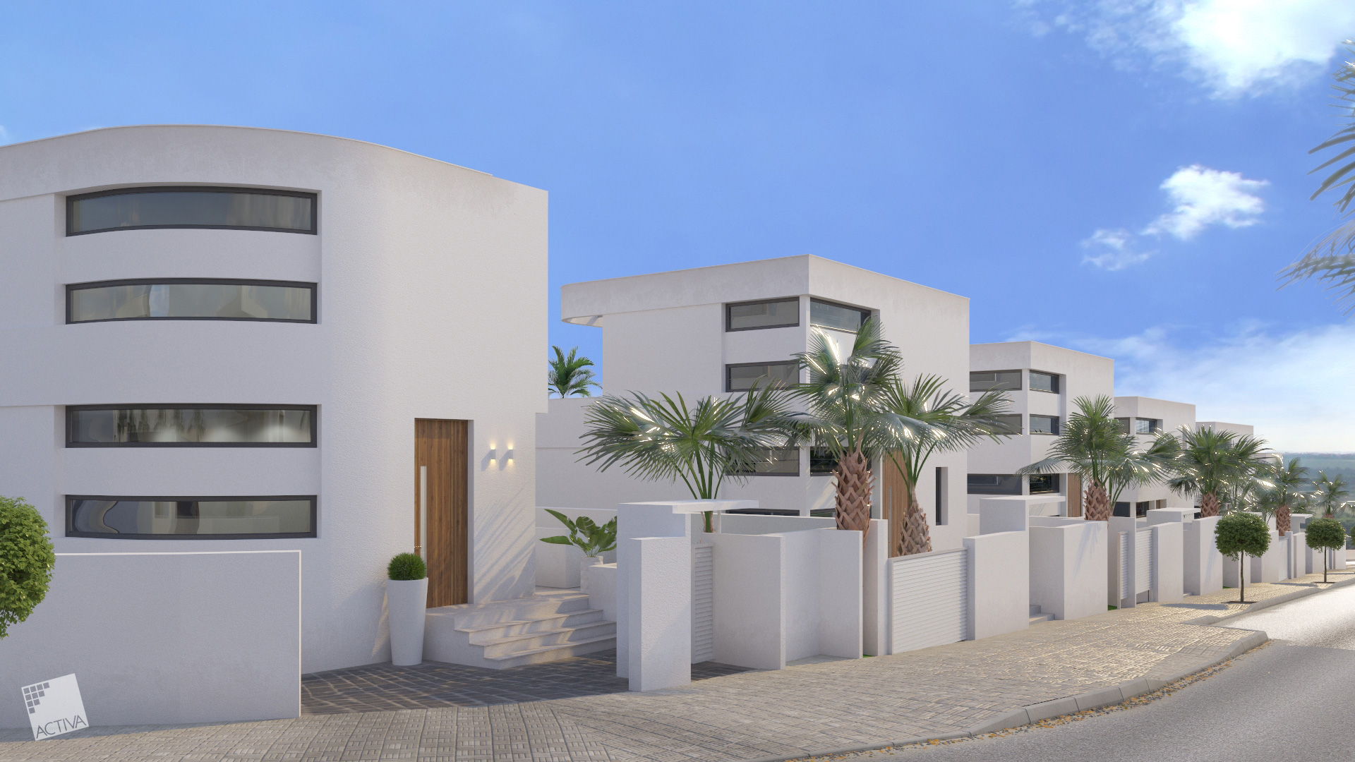 Image Charming Villa in La Marina 2