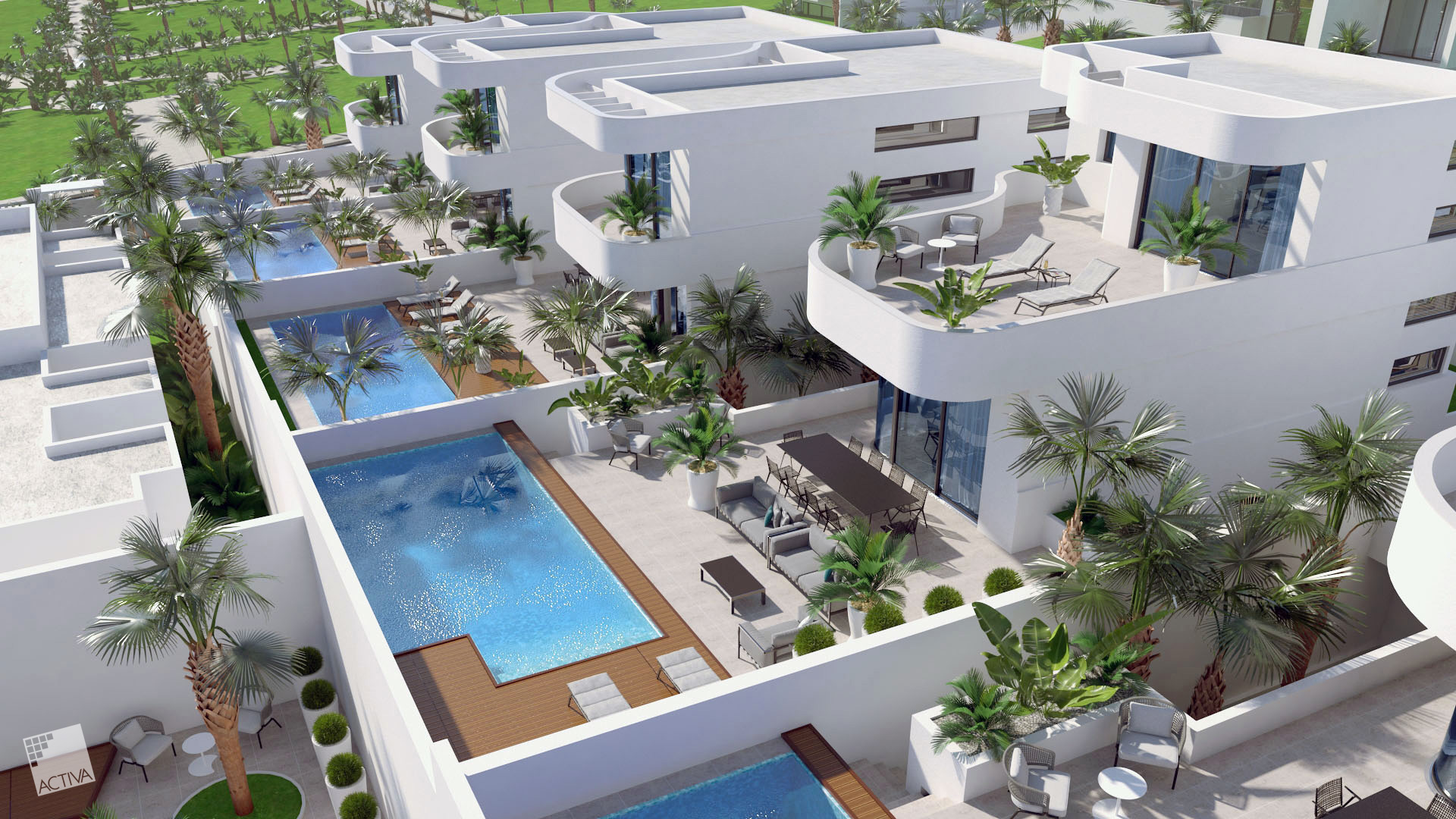 Image Charming Villa plus Studio in La Marina 2