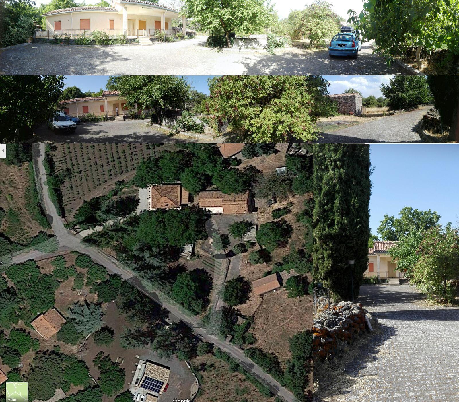 Image Appartamento in Contrada Difesa di Bronte (CT) Zona Parco dell'ETNA e Terreno Coltivabile e Pertinenze 1