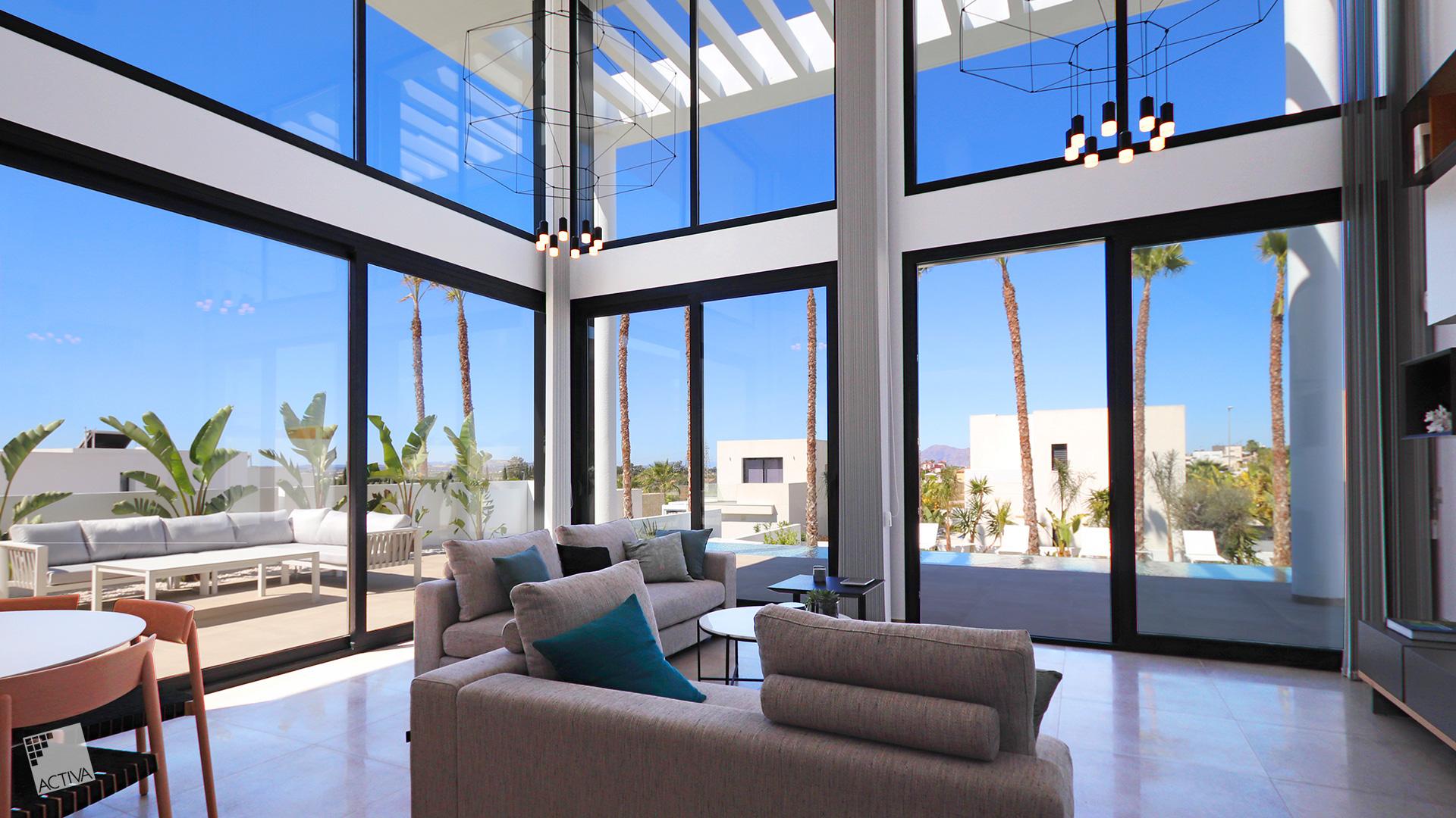 Image Majestic Loft Style Villa in Quesada 6