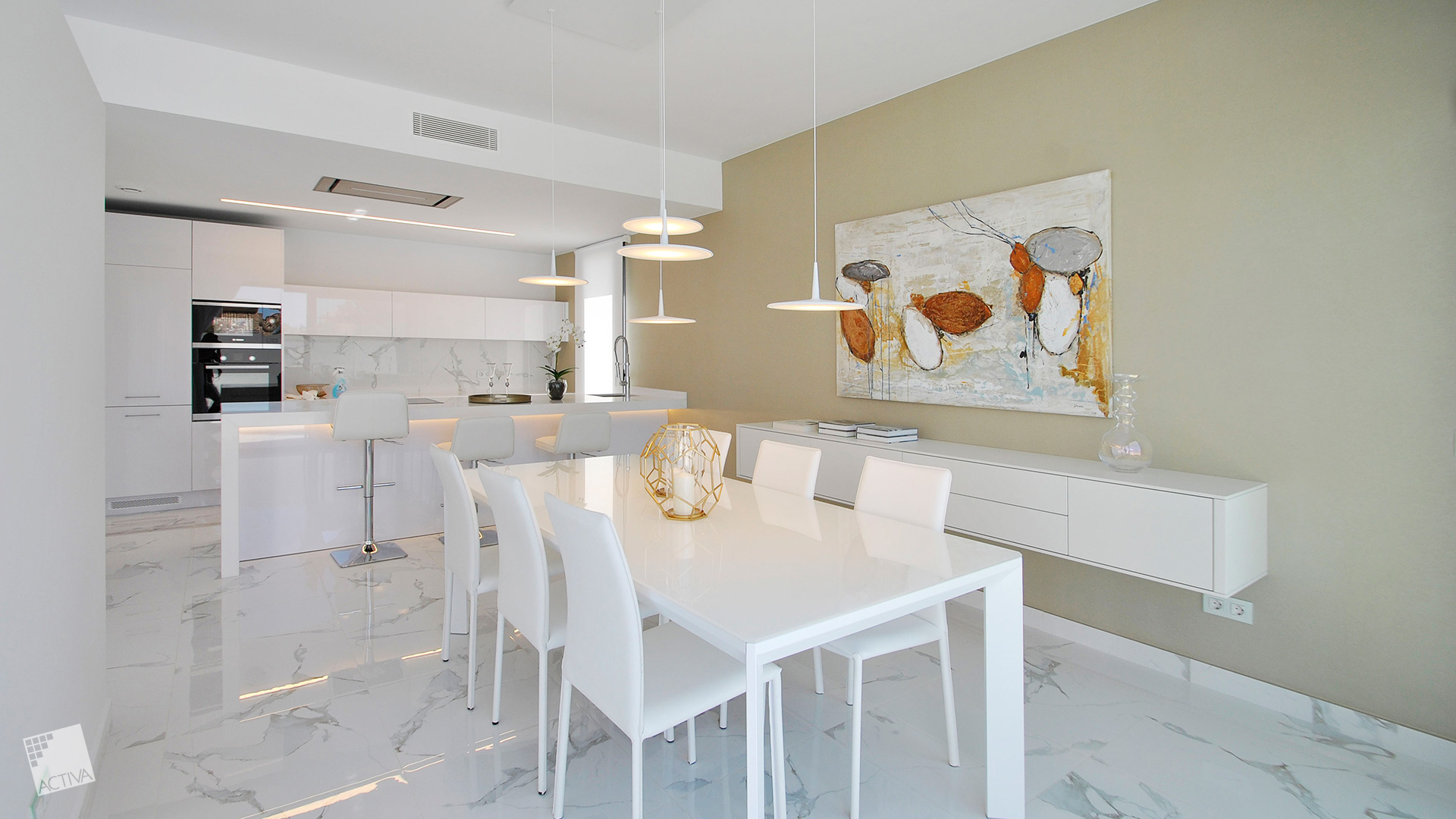Image Modern Design Villa in Quesada with Underbuilt 3