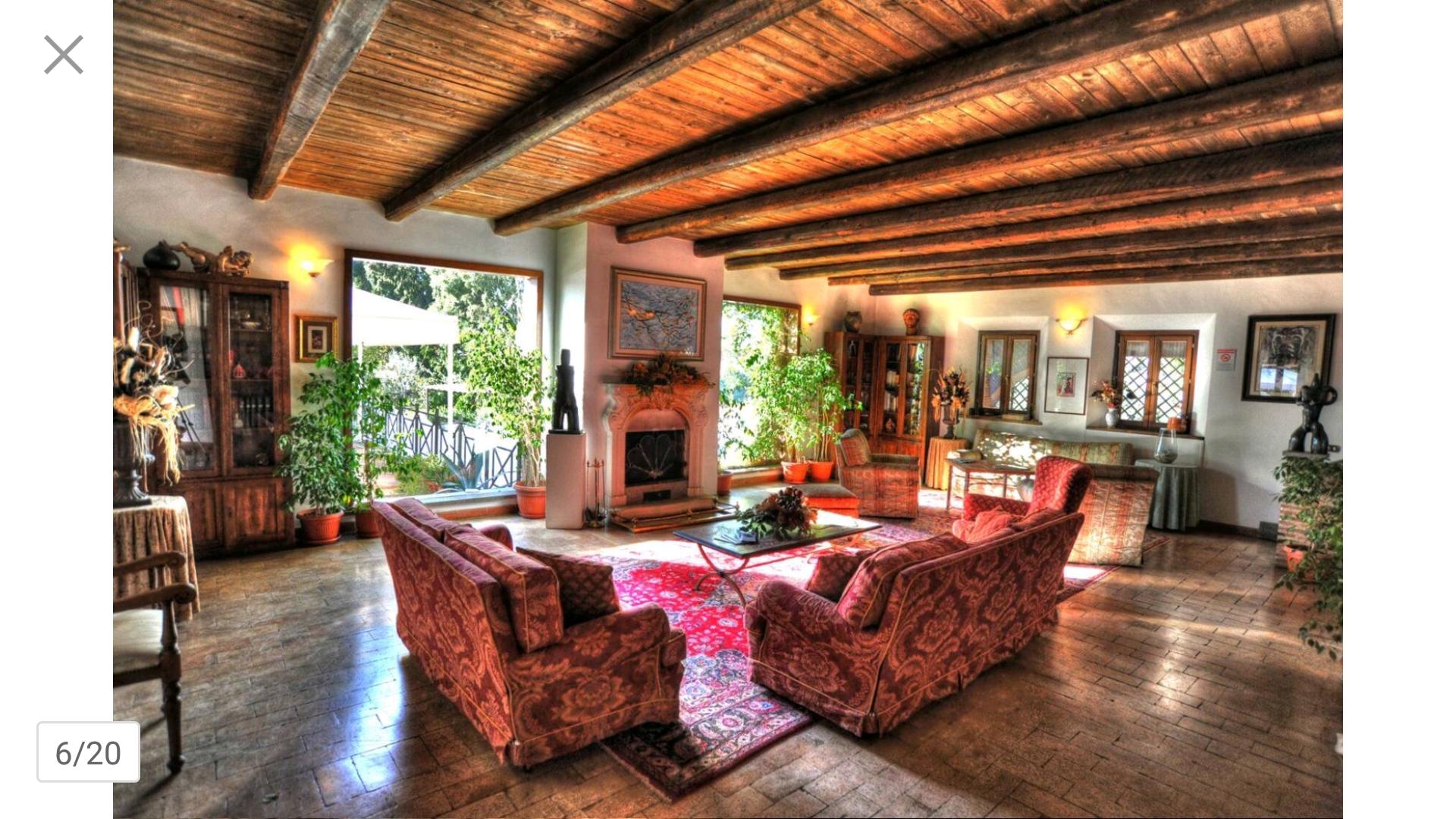 Image Villas in Rome 12
