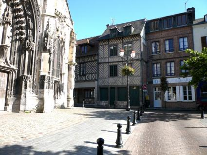 Image Rent house honfleur  0