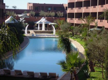 Image Rent apparthotel ouahat sidi brahim marrakech 0
