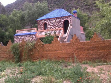 Image Sale chalet ourika aghbalou marrakech 0