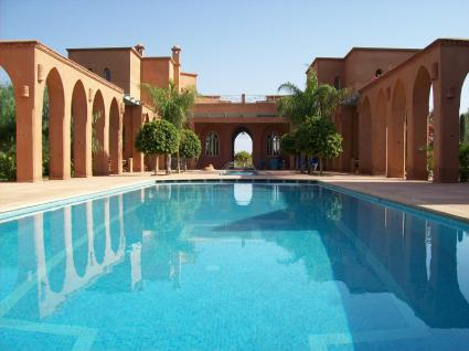 Image Rent villa marrakech marrakech 0