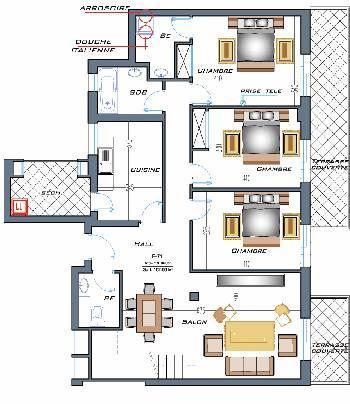 Image Sale apartment hamman sousse sousse 0