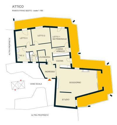 Image Sale apartment treviso treviso 0
