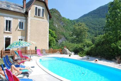 Image Rent bed and breakfast auzat  0
