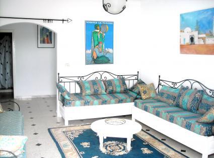 Image Rent apartment hammamet hammamet-nabeul 0