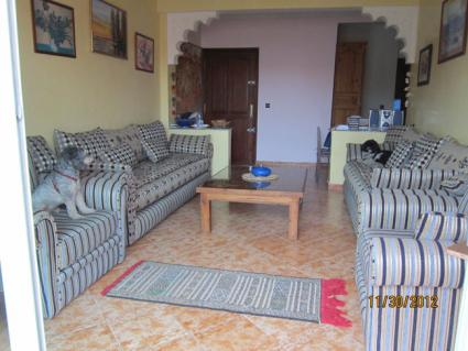 Image Sale apartment centre ville semlalia/guéliz marrakech 1