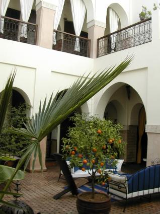 Image Sale ryad médina marrakech 1