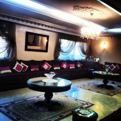 Image Sale villa californie casablanca 1