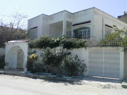 Image Sale villa hammamet sud hammamet-nabeul 1