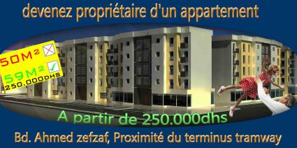 Image Sale apartment casablanca casablanca 1