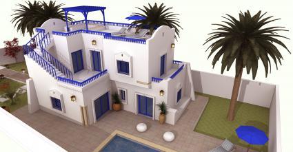 Image Sale villa djerba  medenine 1