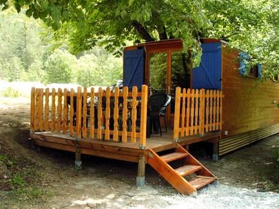 Image Rent bungalow la motte du caire 0