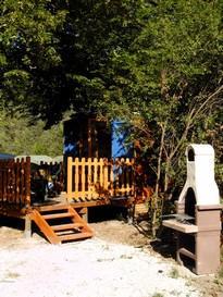 Image Rent bungalow la motte du caire 2