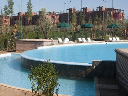 Image Rent apparthotel ouahat sidi brahim marrakech 7