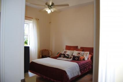 Image Rent bungalow tamarin. riviere noire mountain  3