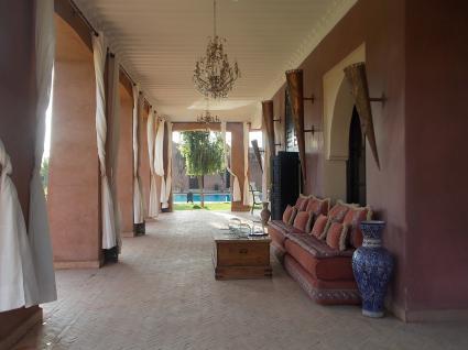 Image Rent villa  marrakech 5